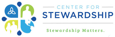 Center for Stwardship logo header graphic